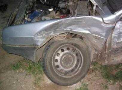 В ДТП под Брянском пострадали трое взрослых и сломал нос ребёнок