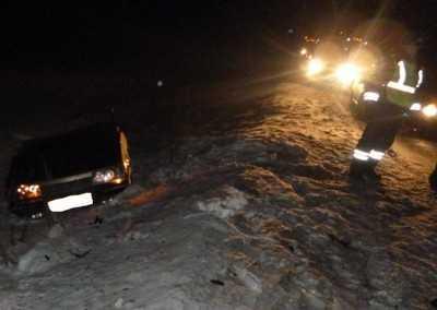 Два человека погибли в ДТП в Жирятинском районе