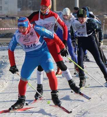 Брянская «Лыжня России 2014» собрала тысячи участников