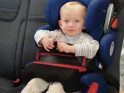 В ГИБДД предложили бунт против брянцев, нарушающих правила перевозки детей