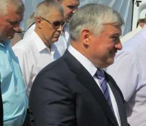 Брянские чины Касацкий и Жигунов предались олимпийским наслаждениям