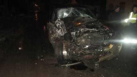 В Брянске пьяный водитель «Мицубиси Паджеро» устроил ДТП