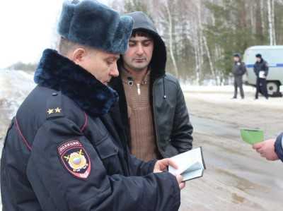 В брянском приграничье силовики открыли  охоту на нарушителей закона