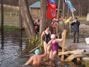 Брянские любители зимнего экстрима увидят заплыв «моржей»