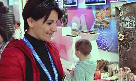 Олимпийскому Сочи сегодня подарили День Брянщины