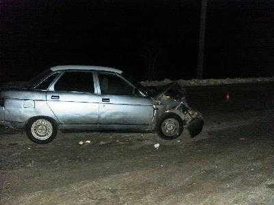 В Жуковке 16-летняя девушка пострадала в ДТП из-за  пьяного водителя