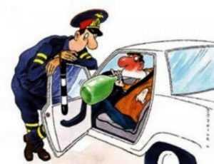 Брянские гаишники устроят облаву на пьяных водителей в Бежице