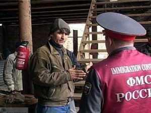 На стройке возле брянского Глинищева задержали 12 украинцев-нелегалов