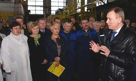 Брянский электромеханический завод осчастливили госзаказом до 2020 года