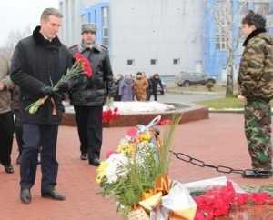 Брянские полицейские почтили память погибших в Афганистане