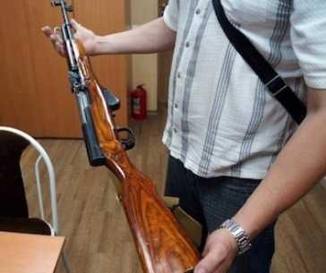 В Унече застрелился сотрудник брянского госавтонадзора