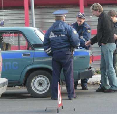 В Брянске столкнулись четыре автомобиля – пострадал водитель