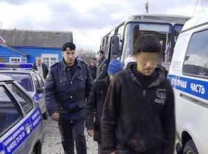 Таджика-нелегала арестовали за попытку подкупить полицейского