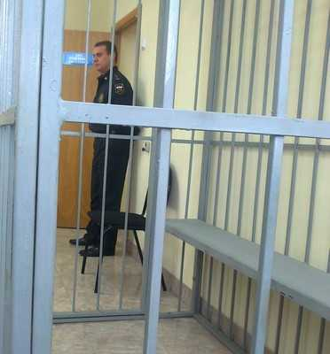В Сураже за убийство осудили озверевшего рецидивиста