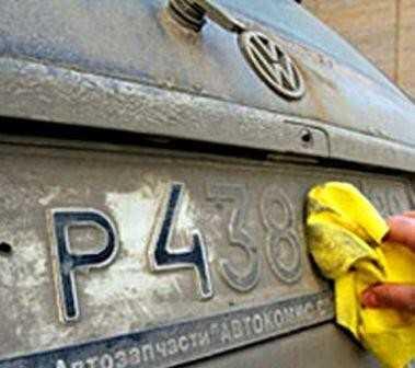 За грязные брянские дороги ответят автомобилисты