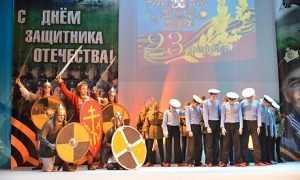 Накануне Дня защитника Отечества брянских воинов пригласили в театр