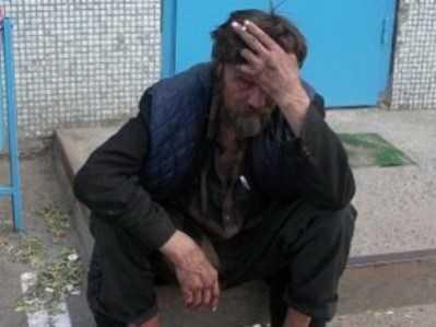 Пьяный бомж зарезал украинца на брянском кладбище