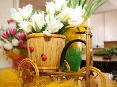 В Брянске объявили конкурс на самый красивый букет к 8 Марта