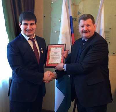 Губернатор наградил «Брянскэнерго» за развитие энергосистемы