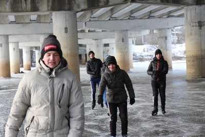 Дети брянского подмостовья отказались от ледовых дворцов