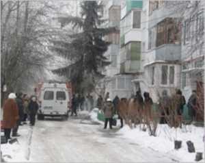 В Бежицком районе Брянска случился пожар в многоэтажке