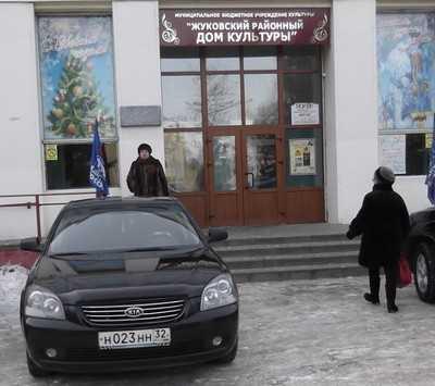 Брянские депутаты нанесли в Жуковку странный визит на выборную тему
