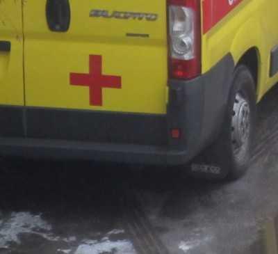 В Брянске водитель «Тойоты» столкнулся с маршруткой