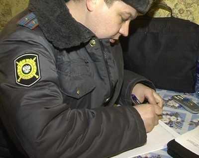 Брянская полиция раскрыла серию краж