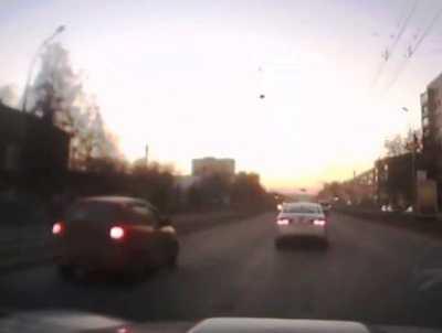 Полиция нашла хулигана, стрелявшего по машине лидера брянских автомобилистов