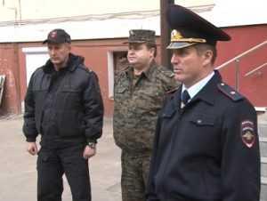 Сотрудники брянского СОБРа вернулись из Чечни