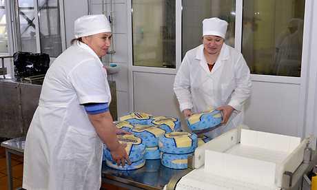 «Брасовские сыры» попросили у брянского губернатора молока