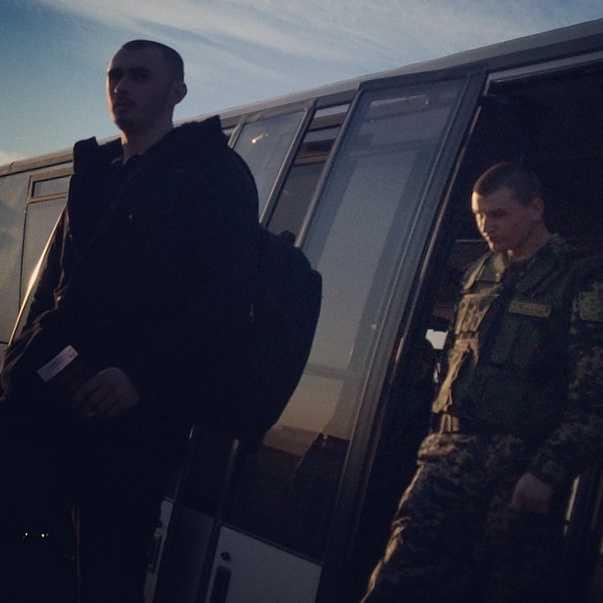 Московских журналистов вернули из Украины в Брянск