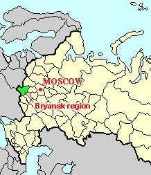 Иностранцы привязались к Брянску