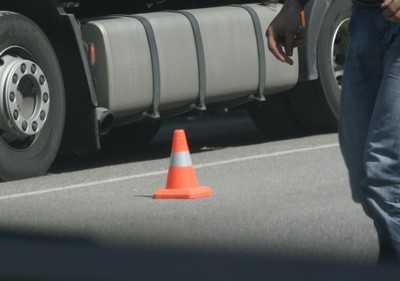 В Почепском районе грузовик насмерть сбил пенсионерку
