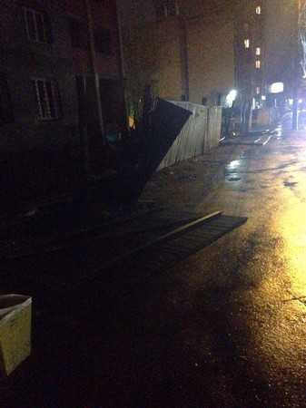 Давление 718: Ураганный ветер оставил в Брянске разруху
