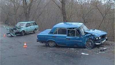 В Суражском районе поломка привела к столкновению автомобилей