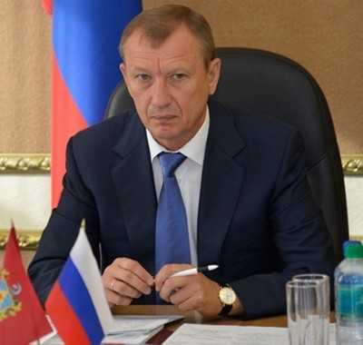 Над брянским губернатором Николаем Дениным нависла угроза отставки