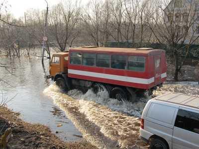 Брянск спишет деньги на фантастическое половодье в Радице-Крыловке
