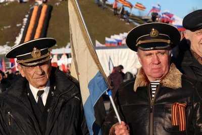 Брянск умножил радость возвращения Крыма
