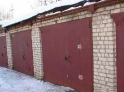 Брянская полиция поймала гаражного вора