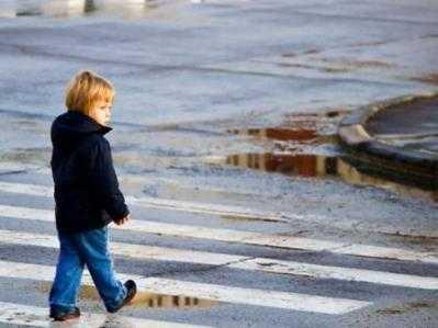 В Брянске иномарка сбила на «зебре» 10-летнего мальчика