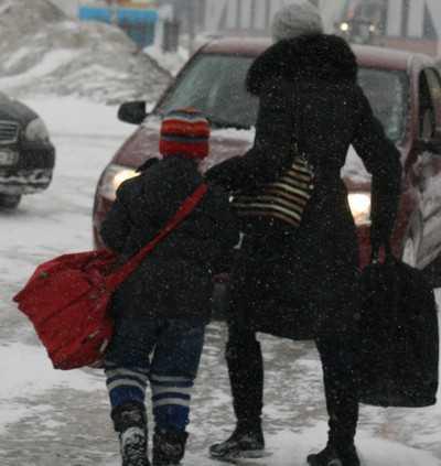 Брянскую область 20 – 21 марта испытает ураганный ветер