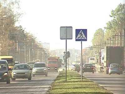 В Брянске на  Московском проспекте «Волга» покалечила пенсионерку