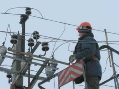 Из-за урагана без света остались пять районов Брянской области