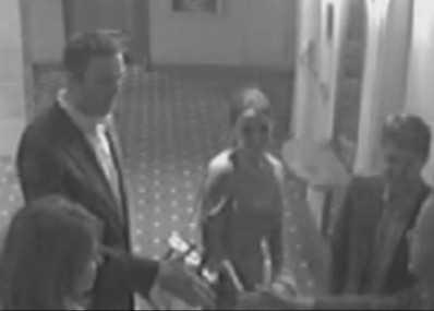 Тайные встречи Навального и спонсоров попали на видео