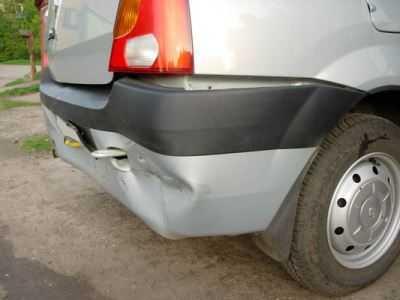 На брянской Объездной водительница покалечила себя и пассажиров