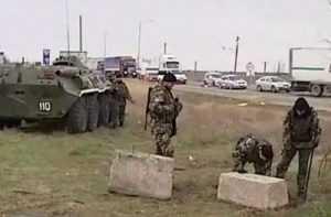 Украинская армия начала подрывать себя