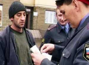 За три дня на Брянщине задержали 28 нелегальных мигрантов