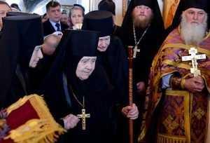 Настоятельнице Карачевского монастыря Мариам исполнилось 85 лет