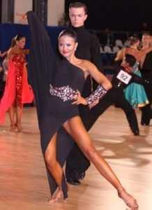 На чемпионате страны по танцам брянские пары не вошли в 20 лучших